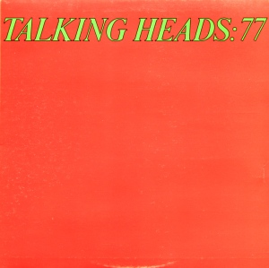 1977C - Talking Heads