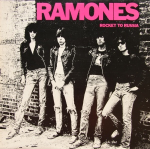 1977D - Rocket To Russia