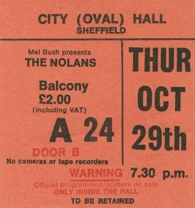 1981E - The Nolans