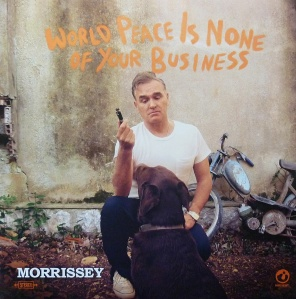 Morrissey - World Peace